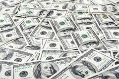 примечание дег доллара банка предпосылки Стоковое Изображение
