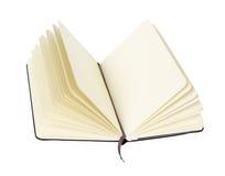 примечание книги Стоковая Фотография RF
