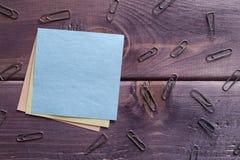 Примечание, памятка, меморандум Стоковое Фото