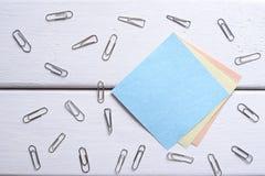 Примечание, памятка, меморандум Стоковое Изображение RF