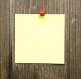 примечание предпосылки деревянное Стоковая Фотография RF