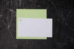 Примечание ручки изолированное на белизне Стоковое Изображение RF