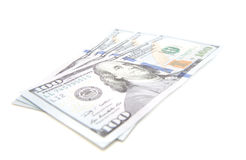 300 примечаний доллара Стоковые Изображения RF