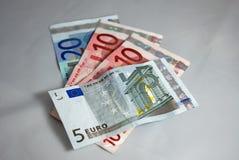 примечания евро Стоковая Фотография RF