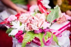 Украшение подарка венчания Стоковое Фото