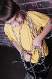 Примите цепь Стоковая Фотография RF