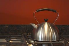 примитив жизни чайника все еще Стоковые Фотографии RF