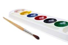 принесенная вода краски Стоковые Изображения RF