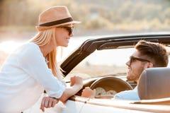Принимать романтичную трассу Стоковое фото RF