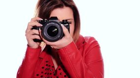 принимать фото девушки видеоматериал