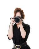 принимать фото Стоковое Фото