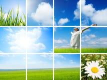 принимать энергии Стоковые Изображения