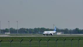 Принимать Air Europa срочный от авиапорта Мюнхена, MUC