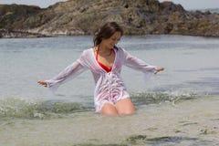 принимать swim Стоковая Фотография RF