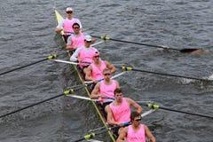 Принстонский университет участвует в гонке в голове регаты Чарльза Стоковые Фото