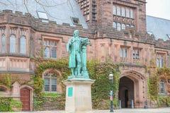 Принстонский университет частный университет лиги плюща в Нью-Джерси, США Стоковые Фотографии RF