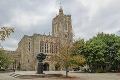 Принстонский университет частный университет лиги плюща в Нью-Джерси, США Стоковые Фото