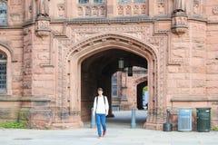 Принстонский университет частный университет лиги плюща в Нью-Джерси, США Стоковое Фото
