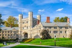 Принстонский университет стоковая фотография rf