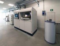 Принтеры металла 3D & x28; DMLS& x29; стоковое изображение