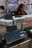 принтеры Стоковые Изображения RF