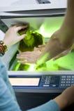 принтер факса стоковые изображения rf