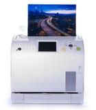Принтер фото Стоковое фото RF