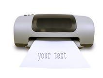 принтер Стоковое фото RF