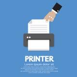 Принтер Стоковые Изображения
