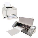 принтер Стоковое Изображение