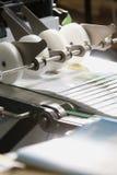 принтер стоковое фото