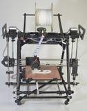 принтер 3D стоковое изображение rf