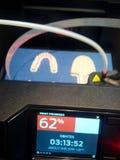 принтер 3D стоковая фотография