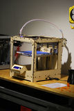 принтер 3D Стоковое Фото