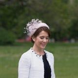 Принцесса кроны Mary Элизабет Дании стоковое фото rf
