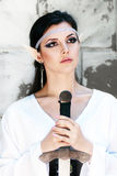 Принцесса эльфа Стоковое фото RF