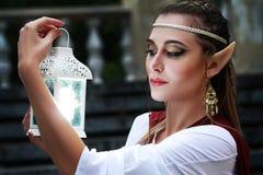Принцесса эльфа Стоковое Фото
