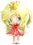 Принцесса Стоковое Изображение RF