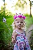 Принцесса Стоковая Фотография