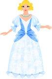 Принцесса Стоковое Изображение