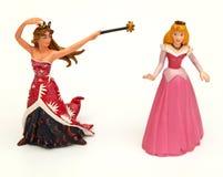 Принцессы игрушки стоковое фото rf