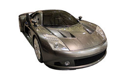 принципиальная схема автомобиля изолировала me412 над белизной Стоковое Изображение RF