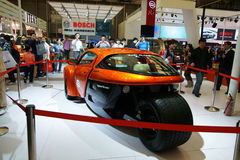 принципиальная схема автомобиля новая Стоковые Изображения RF