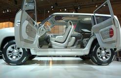 принципиальная схема автомобиля самомоднейшая Стоковые Фотографии RF