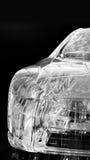 принципиальная схема автомобиля Стоковое Изображение