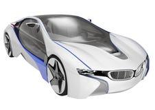 принципиальная схема автомобиля Стоковая Фотография RF