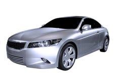 принципиальная схема автомобиля Стоковая Фотография