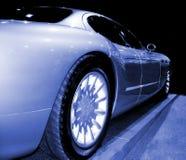 принципиальная схема автомобиля Стоковые Изображения RF