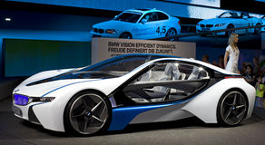принципиальная схема автомобиля bmw Стоковые Фото