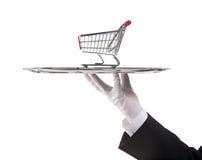 Принципиальная схема защиты интересов потребителя Стоковое Изображение